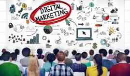 Curso homologado Máster en Marketing Digital (Titulación Universitaria + 60 Créditos ECTS)